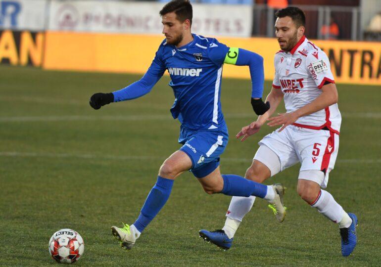 Încă o rușine pentru Dinamo în Liga 1
