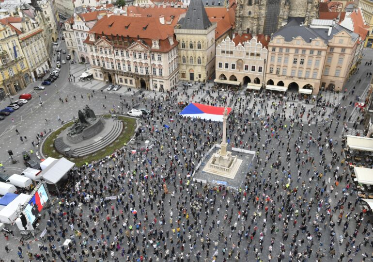 Cel mai mare număr zilnic de contaminări cu coronavirus, din ultimele două luni, în Cehia