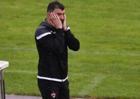"""Mihalcea, discurs uluitor după un nou eșec al lui Dinamo: """"Ce înseamnă situaţie dezastruoasă?"""""""