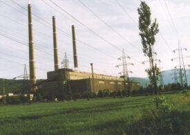 A treia cea mai mare termocentrală din țară a rămas fără cărbune și se închide temporar