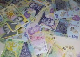 Curs valutar: O zi bună pentru leu