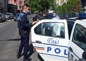 Șoferul care a lovit violent un polițist în trafic a fost lăsat liber. Europol: E beizadeaua unei persoane din SGG. Se fac presiuni pentru a-l scoate vinovat pe polițist