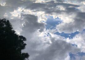 Meteo: Încă o zi cu ploi, apoi iese soarele