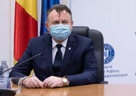 Tătaru spune că septembrie este o lună de foc: Suntem încă în primul val al pandemiei, dar pe a doua cocoașă