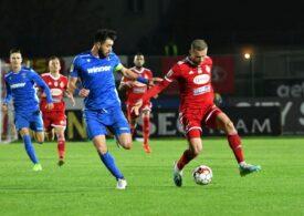 Primul meci din etapa a 4-a a Ligii 1 a adus cel mai rapid gol al sezonului și o eroare de arbitraj uriașă