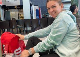 Ce-a declarat Simona Halep la sosirea în Praga