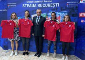 """Steaua joacă tare în lumea tenisului: Ce jucătoare de top a semnat cu gruparea """"ros-albastră"""""""