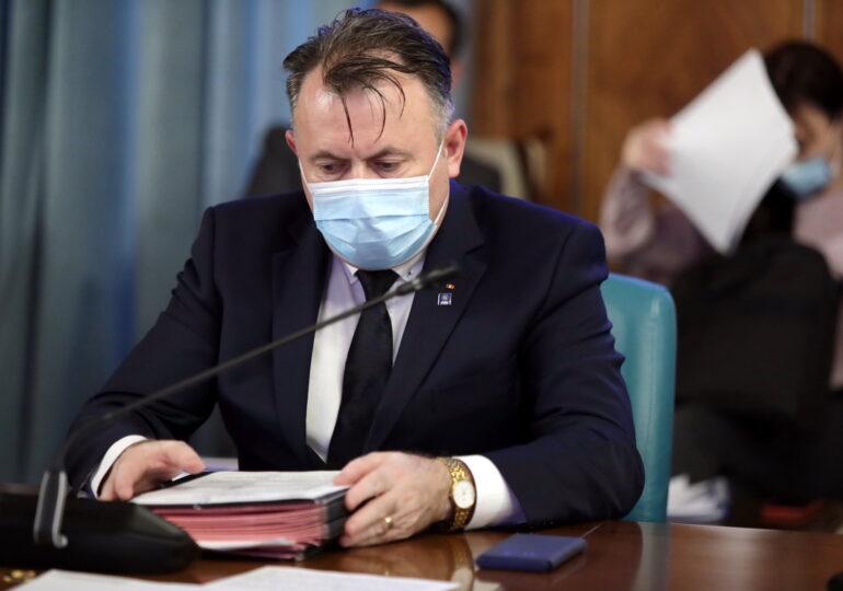 Tătaru aseamănă decizia CCR cu o ingerinţă în actul medical: Nu am înţeles schimbarea unei legi în timpul războiului