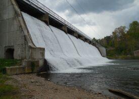 PNL şi USR atacă la CCR legea care permite construcția de hidrocentrale în arii naturale protejate