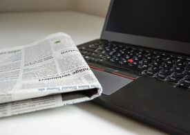 De ce încă mai citim ziarele?