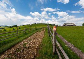 Via Transilvanica: încă 285 de kilometri au fost marcați în județele Mureș și Harghita