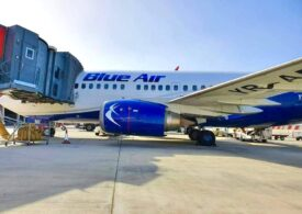 Blue Air introduce 15 rute noi de pe Aeroportul din Cluj