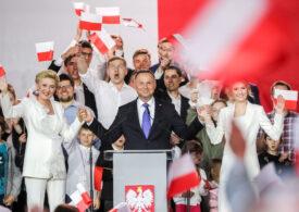 Președintele Poloniei, victima unei farse: A vorbit 10 minute despre politică internă și externă cu un farsor rus