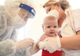OMS și UNICEF avertizează cu privire la scăderea ratei de vaccinare în timpul pandemiei de COVID-19