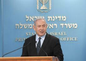 Premierul israelian Benjamin Netanyahu s-a vaccinat anti-Covid 19 Video