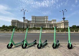 Bolt va avea trotinete electrice de închiriat în București. Nu acoperă tot orașul și iei amendă dacă o lași înafara zonei desemnate!