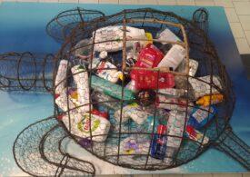 Kaufland introduce un sistem pentru reciclarea sticlelor de șampon sau detergent în schimbul cupoanelor cu 50% reducere