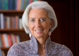 Christine Lagarde: Criza COVID-19 va transforma profund economia. Europa se află într-o ''poziţie excelentă''