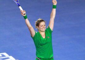 Încă o mare victorie pentru Kim Clijsters în Statele Unite