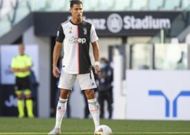 Cristiano Ronaldo mai doboară un record legendar al lui Juventus