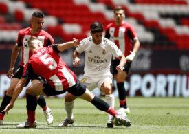 Real Madrid, încă un succes în La Liga după acordarea unui penalti (Video)