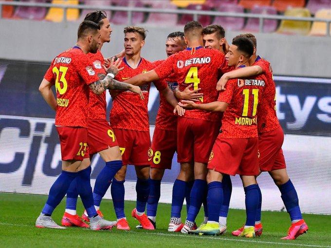 Record impresionant atins de FCSB după victoria cu Gaz Metan