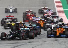 Formula 1: Lewis Hamilton câștigă prima sa cursă din sezon. Dezastru pentru Ferrari