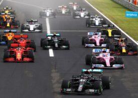 Formula 1: Hamilton egalează un record istoric al lui Michael Schumacher, după victoria din Ungaria