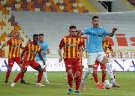 Dramatism în ultima etapă din Turcia, unde doi români au retrogradat. Victorie pentru Șumudică în ultimul meci