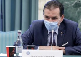 Orban: Avem 840 de locuri ATI în spitalele Covid şi 297 de persoane internate. Problema este că distribuţia cazurilor nu este uniformă
