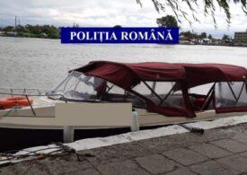 Operațiune de amploare a Poliției: Zeci de ambarcațiuni furate din Suedia și vândute în Delta Dunării