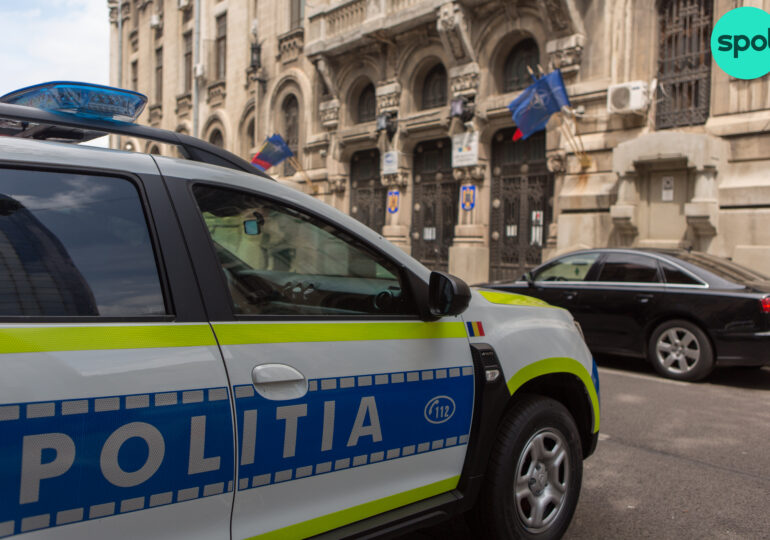 Dosar penal în cazul primarului din Sângeorz-Băi, care şi-a filmat fiica dezbrăcată, în genunchi, în timp ce o pedepsea