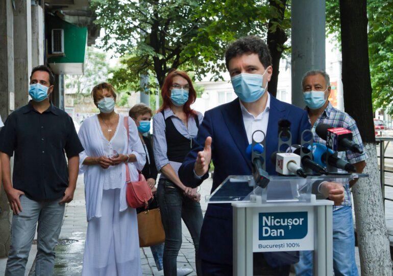 Nicușor Dan promite că, dacă iese primar, face metrou de suprafață în București (Harta cu stațiile). Ce spune Ministerul Transporturilor