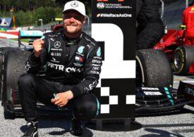 Valteri Bottas s-a impus în prima cursă de Formula 1 din sezon. Hamilton, clasare dezamăgitoare