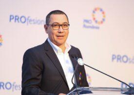Ponta: Alegerile vor fi pe 6 decembrie. Iohannis nu va respecta decizia CCR. Ne vom îmbolnăvi mulţi