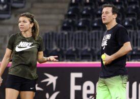 Andrei Pavel face dezvăluiri despre relația cu Simona Halep: Am avut parte de privirea ei tăioasă în timpul meciurilor