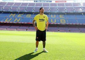 Lionel Messi rămâne cu suspendarea