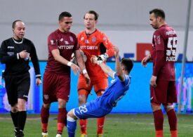 Ce spune FRF după ce un arbitru i-a împrumutat unui oficial de la CFR Cluj 130 de mii de euro