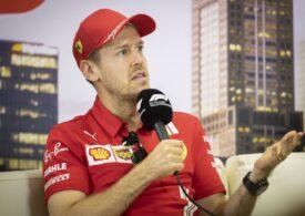 Ferrari dezvăluie motivul pentru care a renunțat la Sebastian Vettel