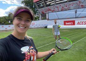 Elina Svitolina a câștigat cel mai așteptat meci al lunii din tenisul feminin