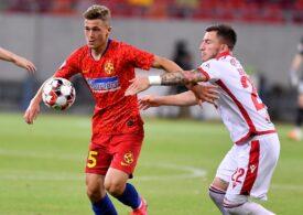 Decizia luată de FRF după ce Dinamo a cerut să câștige la masa verde meciul cu FCSB