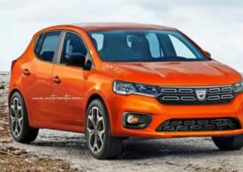 Noi imagini cu viitoarea Dacia Sandero au fost publicate: Care va fi prețul maxim al modelului (Foto)