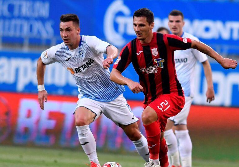 Un nou caz de coronavirus în Liga 1: Meciul Astra - Universitatea Craiova va fi amânat