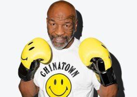 Mike Tyson revine în ring la 54 de ani