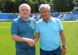 Exclusiv. Răsturnare de situație în cazul lui Mircea Lucescu: Agentul său anunță că rămâne la Dinamo Kiev