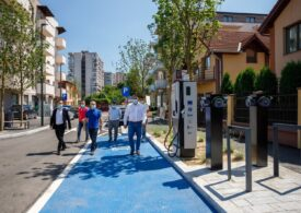 Clujul are prima stradă smart din România (Foto)