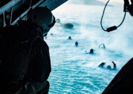 Două portavioane americane au ajuns în Marea Chinei de Sud. Au simulat că apără zona de atacurile Beijingului