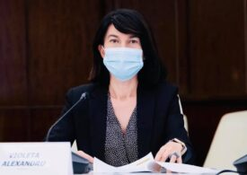 Violeta Alexandru verifică situaţia în care se află arhivele Caselor de Pensii: Nu poţi gestiona dosarele pensionarilor dacă nu le ai aşezate şi depozitate în ordine