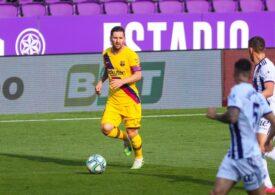 Leo Messi doboară un nou record legendar în La Liga