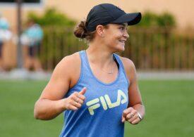 Reacția liderei clasamentului WTA după ce a fost surprinsă când încălca legile din Australia